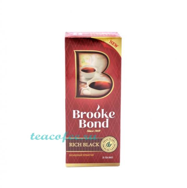 Чай Brooke Bond 25 пакетиков Brooke Bond в магазине ТеаКофее, фото